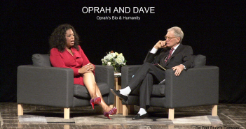 Oprah Winfrey at Stanford University
