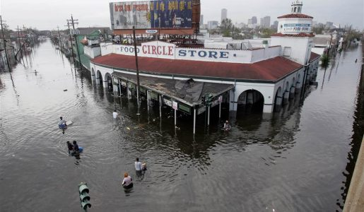 One Decade Later: A Look Back at Hurricane Katrina's Wrath