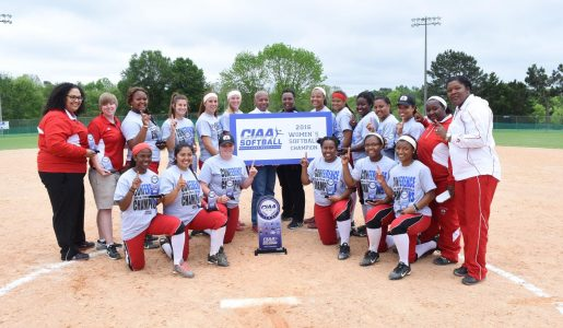 Winston-Salem University 8th CIAA Championship