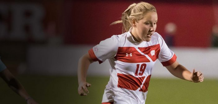 UW WSOC: Badgers clinch first win of season