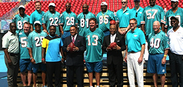 Miami Dolphins Host Alumni Weekend