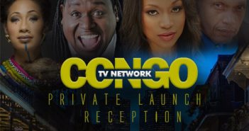 CONGO TV OFFICIAL LAUNCH PARTY