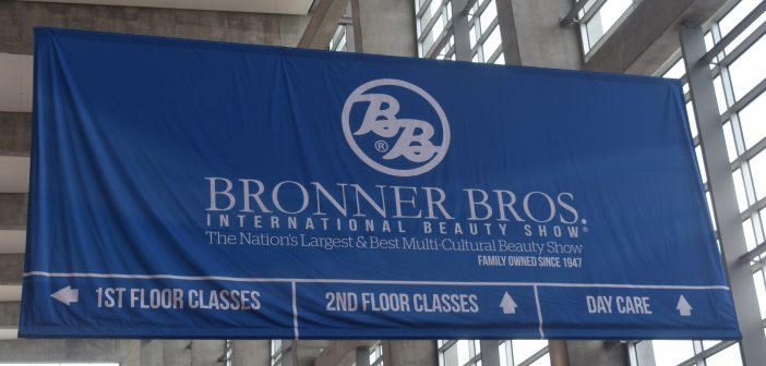 BRONNER BROS. BEAUTY TRENDS AT 71ST ANNUAL SHOW
