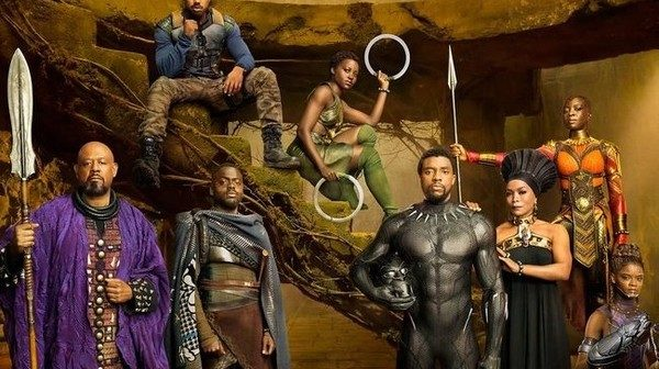 BLACK PANTHER BREAKS RECORDS ON OPENING WEEKEND, AND COUNTING