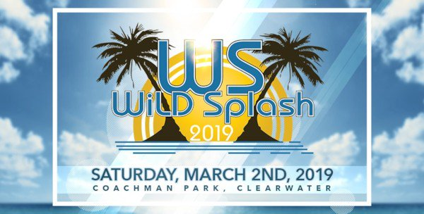 WILD SPLASH 2019 – Spring Break