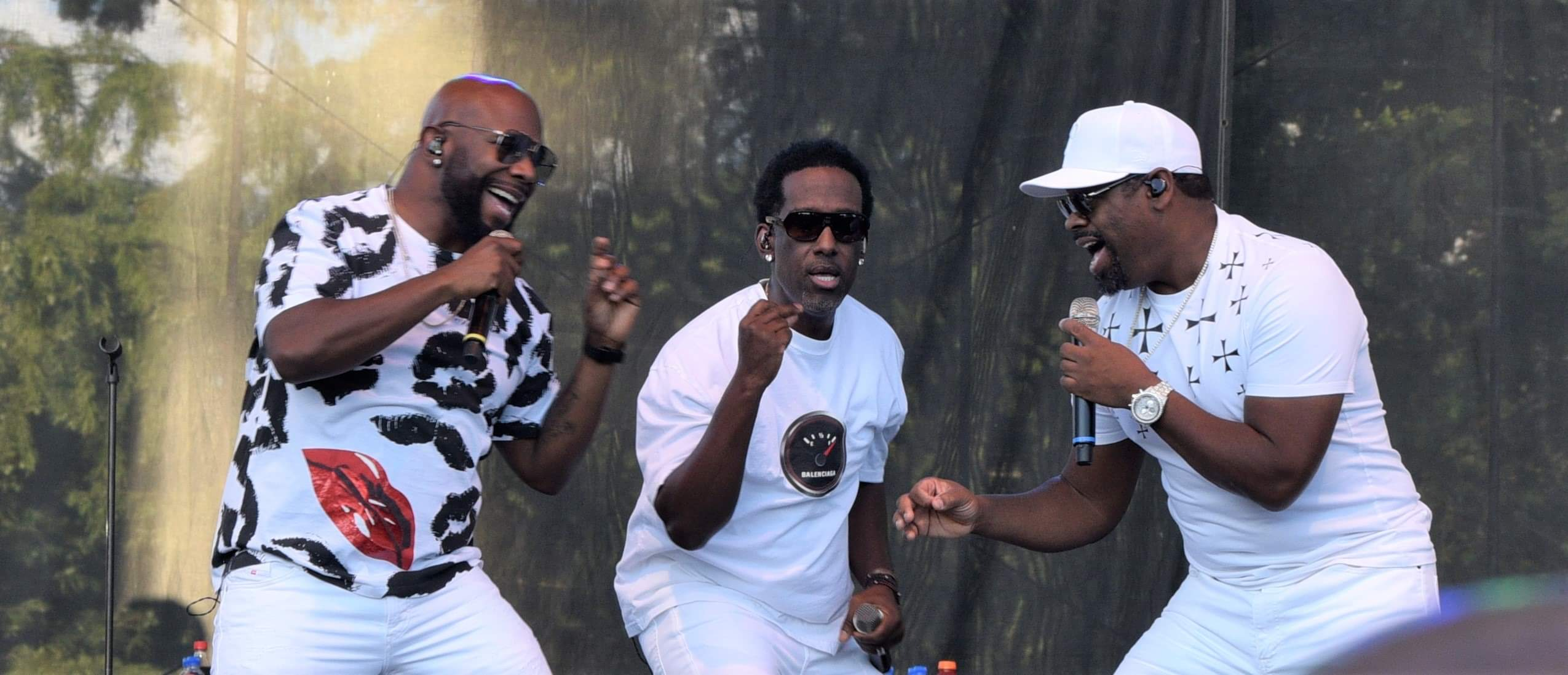 BOYZ TO MEN at Indiana State Fair | A M P S